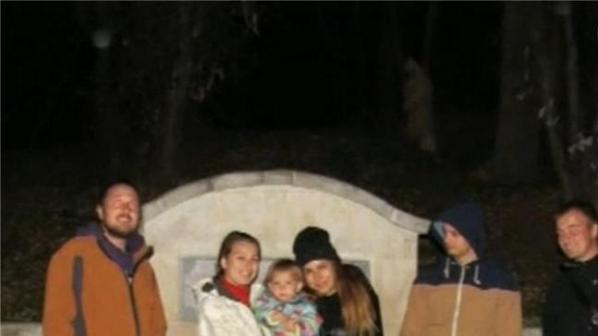 Призрак броди из Демир баба теке? (снимки)