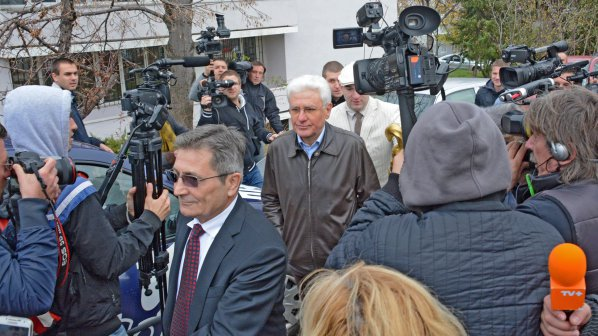 Христо Бисеров на съд през януари