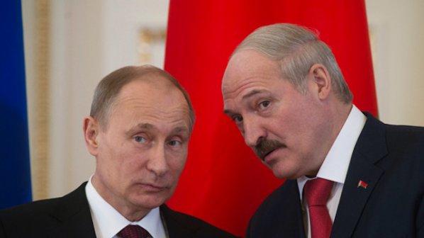 Русия дава 2 млрд. долара заем на Беларус