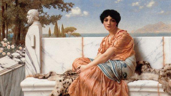 Възстановиха творби на Сафо в Оксфорд - Култура - Новини Бг