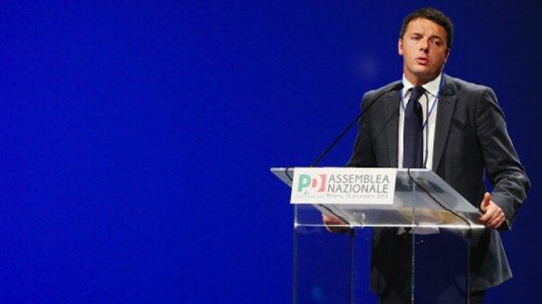 Матео Ренци ще съставя новото италианско правителство