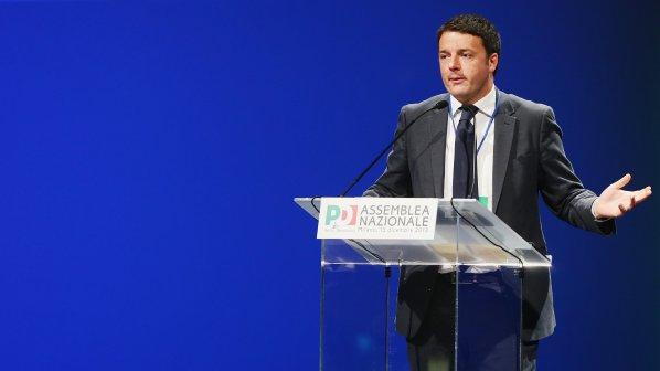 Официално! Кметът на Флоренция стана италиански премиер