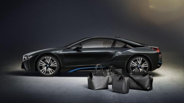 Висша мода във висше автомобилостроене - Louis Vuitton за BMW i8