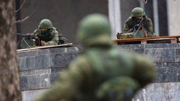 Крим става руска военна зона
