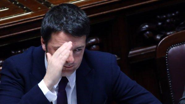 Първи скандал в италианския кабинет
