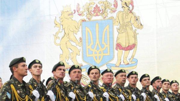 Украйна тръгна към НАТО