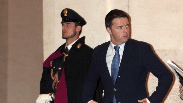 """Италианският премиер се обяви против """"Европа на счетоводителите"""""""