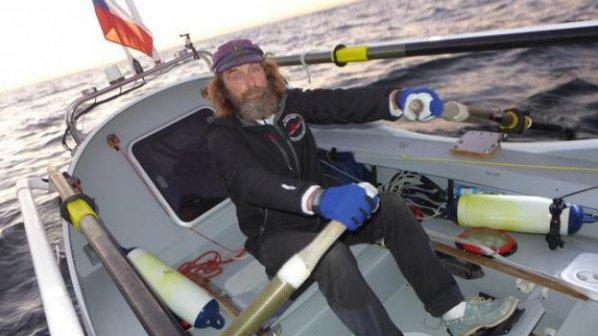 Пътешественик измина 10 000 км в Тихия океан за три месеца