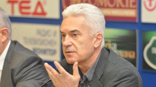 Сидеров: Парламентът да разследва президента (видео)
