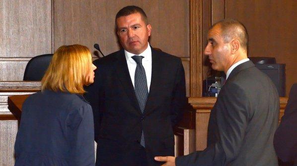 Съдът допусна иск на МВР за 50 хил. лева по делото срещу Цветанов