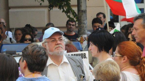 Работници от ТЕЦ-Варна протестираха с искане за запазване на работните им места