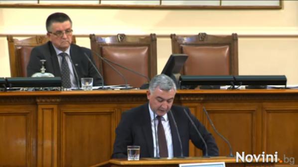 Атанас Мерджанов: В ГЕРБ политици ли са или престъпници? (видео)