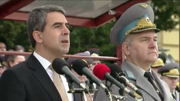 Плевнелиев: Членството на България в НАТО означава сигурност и стабилност (снимки)
