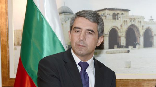 Президентът Росен Плевнелиев навършва 50 г.