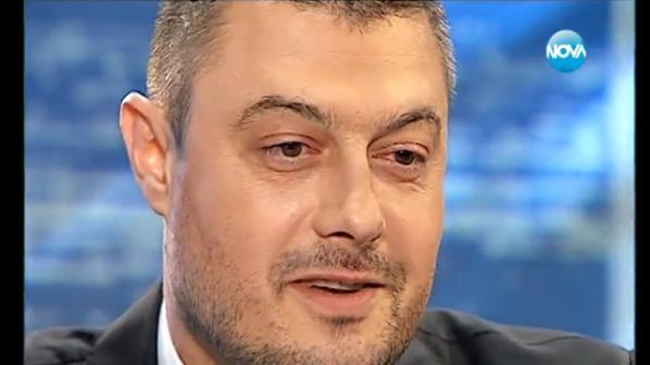 Бареков: Станишев стои като тапа