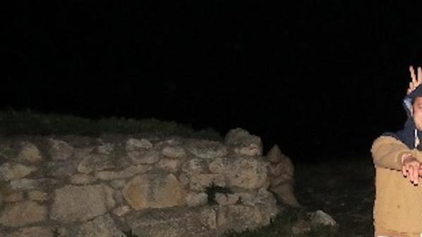 Отново се появи призракът в Демир баба теке (снимка)