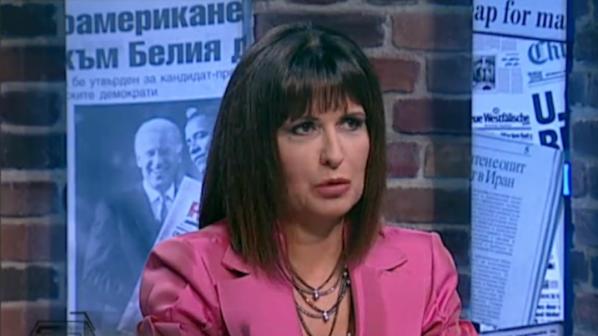 Жени Живкова: С Бойко Борисов сме приятели
