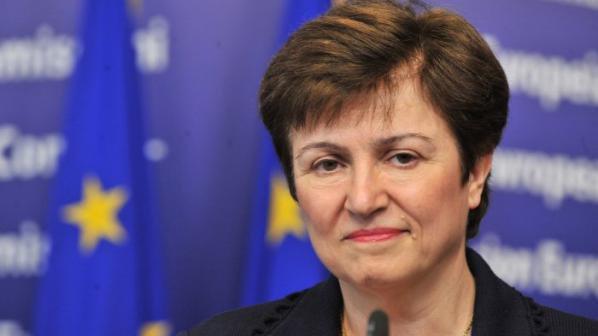 """Френският """"Монд"""": Кристалина Георгиева може да стане външен министър на ЕС"""