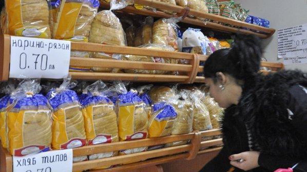Хлябът поскъпва заради тока