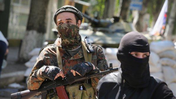 Украински военен самолет с 20 души на борда изчезна