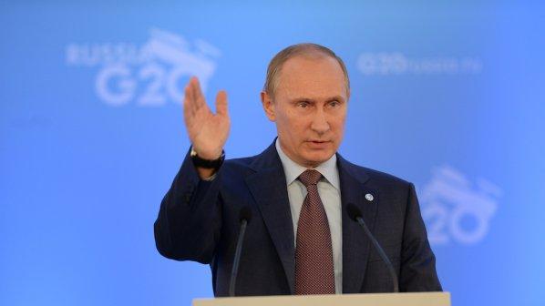 Германското разузнаване: Властта на Путин се пропуква