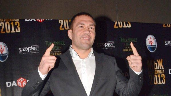Кобрата за мача си с Кличко: Не се чувствам напрегнат