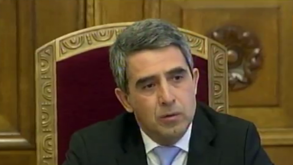 Плевнелиев: Служебното правителство ще извади всички цифри (видео+обновена)