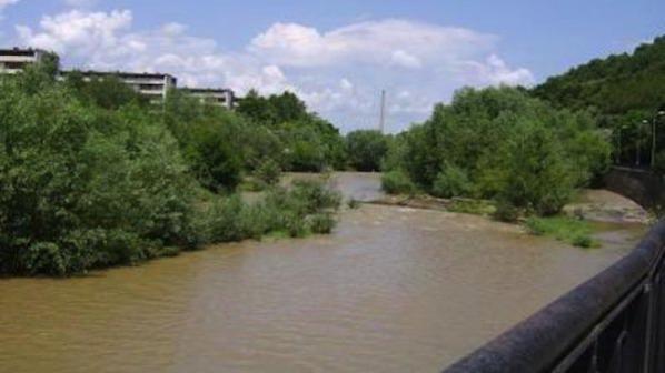 МОСВ: Понижават се нивата на реките в по-голямата част от страната