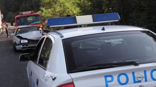 Пак верижна катастрофа на пътя от Гърция
