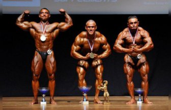 Повече от 35 състезатели ще участват в държавното първенство по културизъм