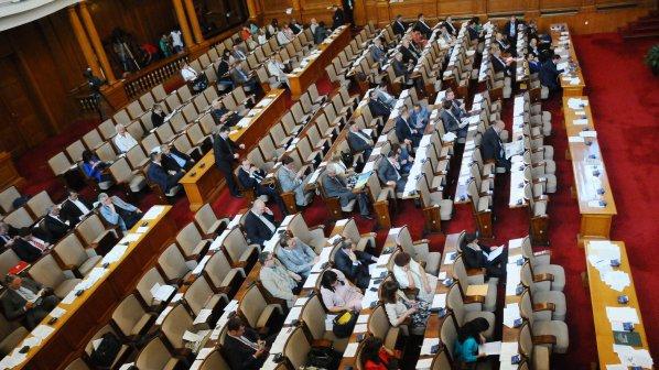 Мъжете доминират в новия парламент