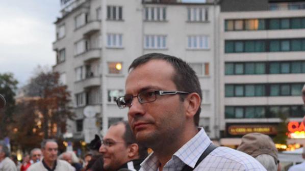 Мартин Димитров: ГЕРБ не би трябвало да води разговори с БСП