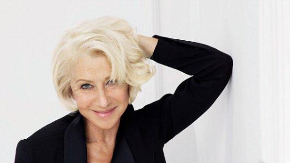 """Хелън Мирън стана рекламно лице на """"Л`Ореал"""" на 69 години"""