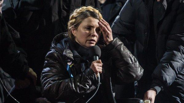 Юлия Тимошенко: Готова съм за коалиционен кабинет
