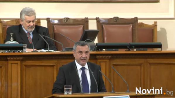 Валери Симеонов: Трябва да отстраним етническите партии от властта (видео)