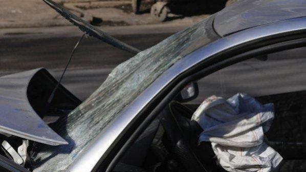 Десет катастрофи на пътя Казанлък-Стара Загора заради разлята нафта