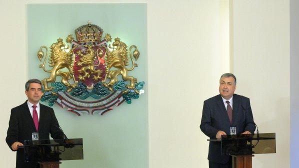 Плевнелиев и Близнашки правят оценка на служебното правителство