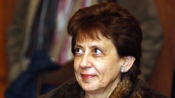 Ренета Инджова: Не мога да се пенсионирам