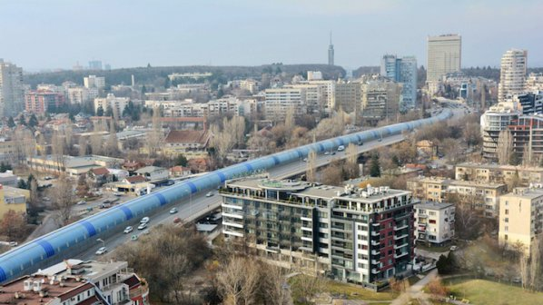 Съдът размрази изграждането на третия лъч на метрото