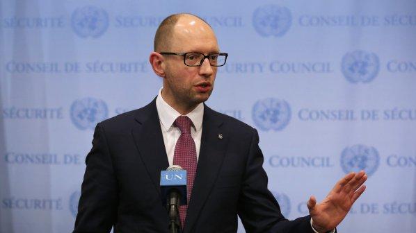 Украинският премиер кандиса на президента