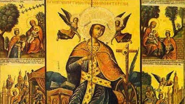 Днес църквата почита Света Екатерина