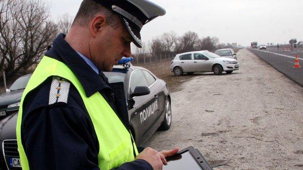 Пиян зареди колата си без да плаща, оказва съпротива при арест