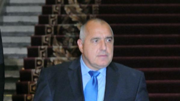 Борисов: Парите ги няма, за градеж ще се мисли едва 2016-2017 г.