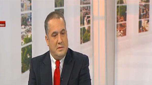 Слави Бинев: Председател под обсада съм