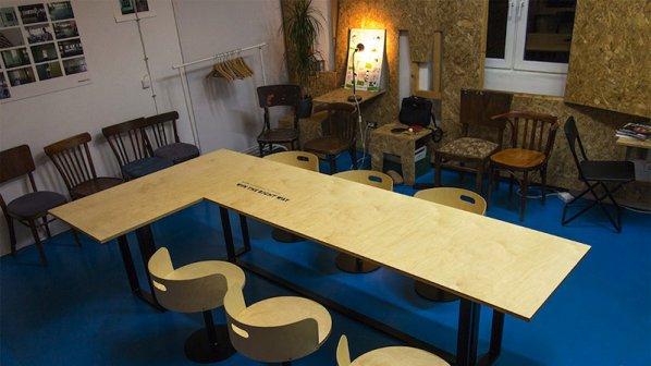 """""""Бюро за 1 милион долара"""" е новото място за обсъждане на бизнес идеи в betahaus"""