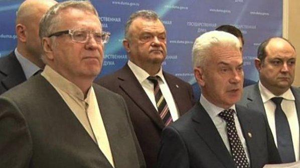 Сидеров в Москва: Превърнаха България в оръжие на антируската офанзива на Вашингтон (видео)