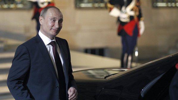 Владимир Путин: 2014 г. бе белязана със съдбоносни събития