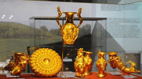 Застраховаха Панагюрското съкровище за 50 млн. евро