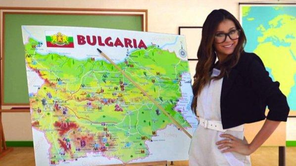 Нина Добрев учи колеги на български