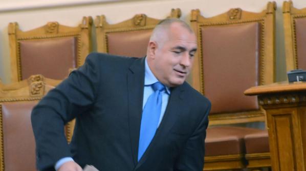 Борисов най-споменаван в българските медии миналата година